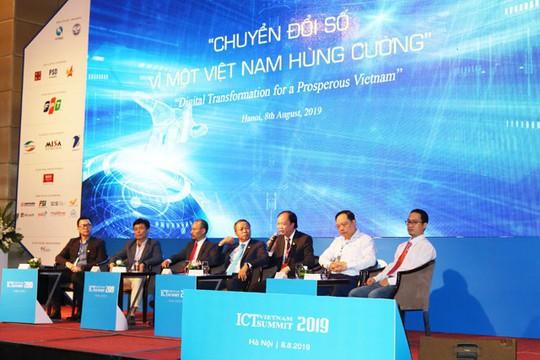 Ví Việt tham dự Diễn đàn Cấp cao CNTT-TT Việt Nam 2019 - Ảnh 2.