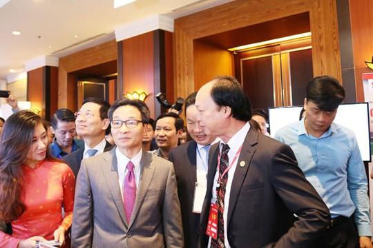 Ví Việt tham dự Diễn đàn Cấp cao CNTT-TT Việt Nam 2019 - Ảnh 1.