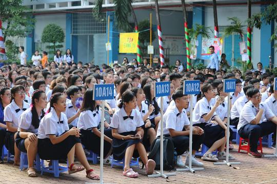 TP HCM không tổ chức dạy học trong ngày đầu học sinh trở lại trường - Ảnh 1.