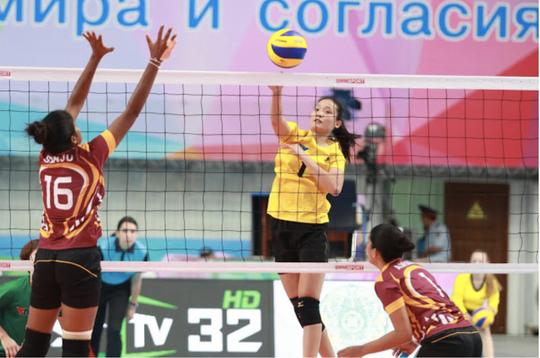Nữ Truyền hình Vĩnh Long và nam TP HCM vô địch bóng chuyền quốc tế - Ảnh 2.