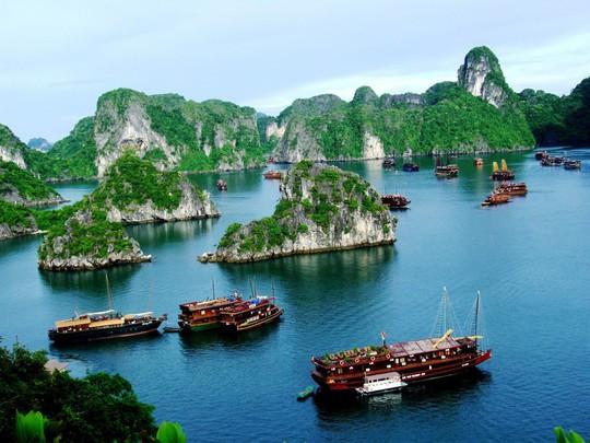 Những yếu tố nào giúp du lịch Việt Nam tăng 4 bậc trong bảng xếp hạng của WEF? - Ảnh 1.