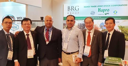 Hapro đạt doanh hiệu doanh nghiệp xuất khẩu uy tín - Ảnh 1.