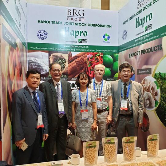 Hapro đạt doanh hiệu doanh nghiệp xuất khẩu uy tín - Ảnh 2.