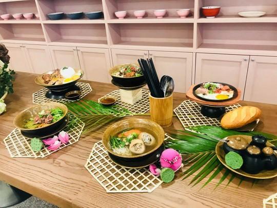 Cuisine De Saigon: Nhà hàng đậm chất Sài Gòn - Ảnh 2.