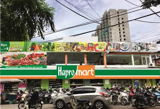 Siêu thị Hapromart Thành Công sắp có diện mạo mới - Ảnh 1.