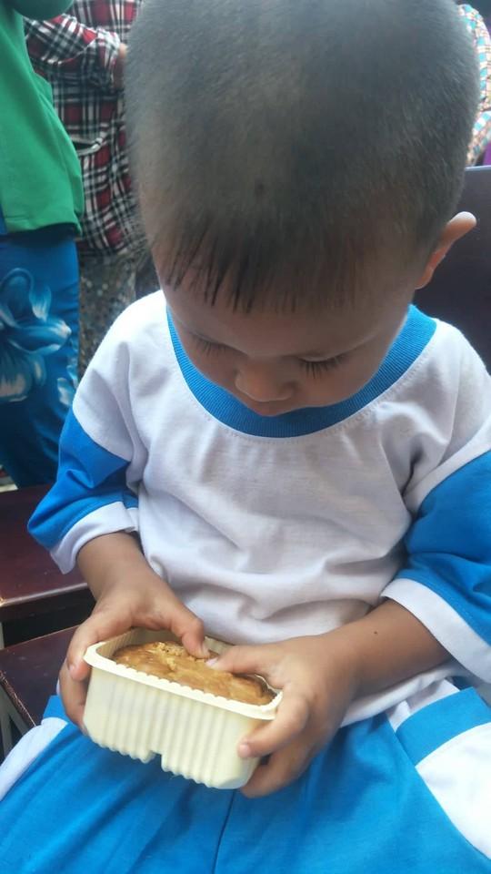 Báo Người Lao Động mang trung thu đến trẻ em nghèo Hậu Giang - Ảnh 13.