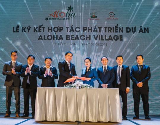 Chủ đầu tư dự án Aloha bị kiện đòi hơn 15 tỉ đồng - Ảnh 1.