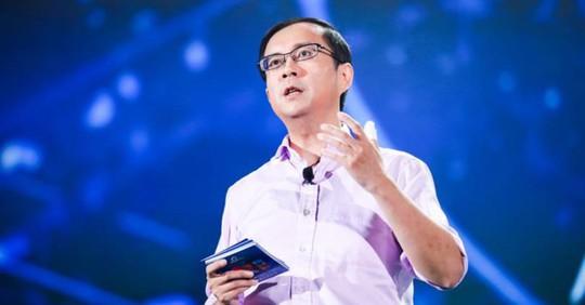 CEO thay Jack Ma điều hành Alibaba là ai? - Ảnh 1.