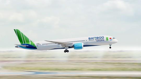 Bamboo Airways đón Boeing B787-9 Dreamliner trong tháng 10/2019 - Ảnh 1.