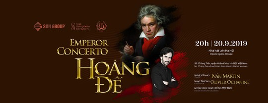 Hình ảnh: Bắt đầu bán vé các chương trình hòa nhạc lớn của Dàn nhạc Giao hưởng Mặt Trời trong mùa diễn mới số 1
