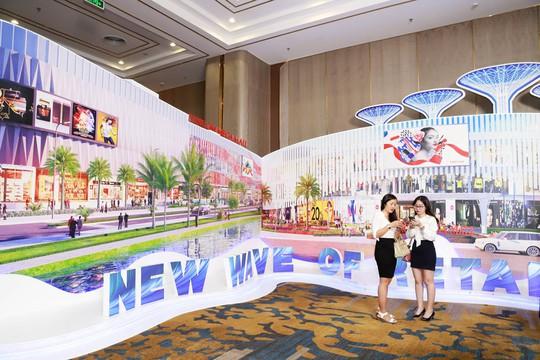 Vincom Retail ra mắt 3 Đại Trung tâm thương mại mới - Ảnh 1.