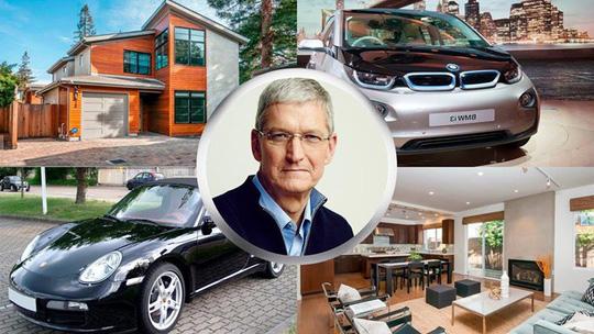 Tổng giám đốc Apple sử dụng khối tài sản 625 triệu USD như thế nào - Ảnh 8.