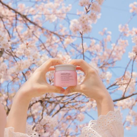 Bí quyết của vẻ đẹp sáng hồng rạng rỡ như hoa anh đào - Ảnh 1.