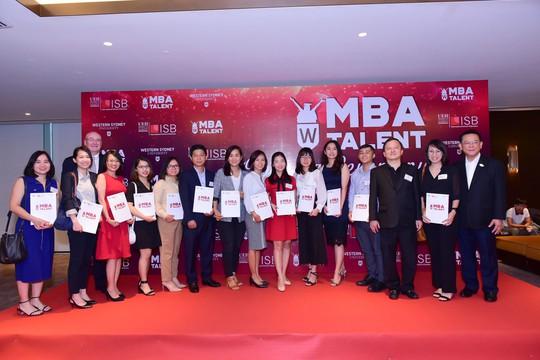 Đại học Western Sydney trao 30 học bổng MBA Talent trị giá 14.400 USD - Ảnh 1.