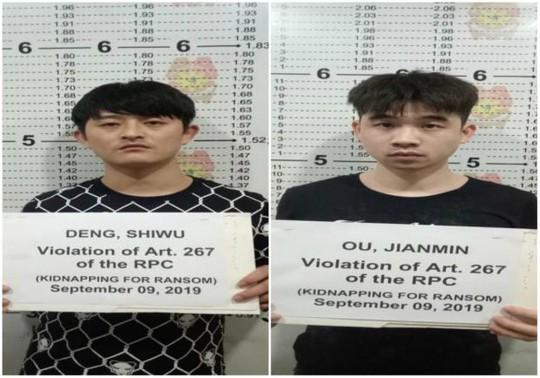 2 du khách Trung Quốc bị bắt cóc ở Philippines sau khi thua bạc - Ảnh 1.
