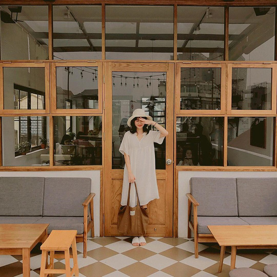 Trung thu ghé 5 quán cà phê trang trí tràn không khí trăng rằm - Ảnh 11.