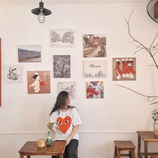 Trung thu ghé 5 quán cà phê trang trí tràn không khí trăng rằm - Ảnh 16.