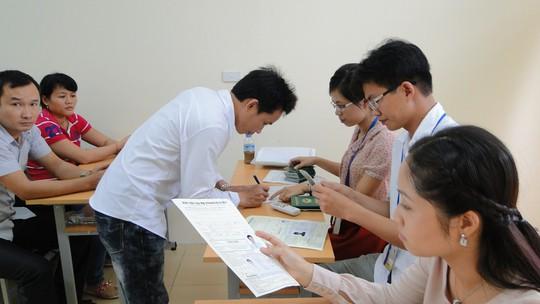 Đánh giá năng lực cho lao động sang Hàn Quốc - Ảnh 1.