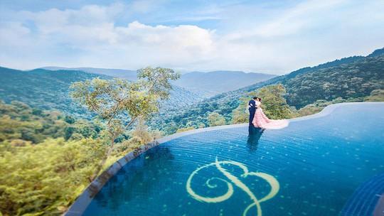 Độc đáo những bể bơi có tầm nhìn đẹp nhất Việt Nam - Ảnh 1.