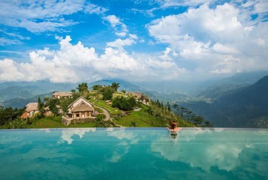 Độc đáo những bể bơi có tầm nhìn đẹp nhất Việt Nam - Ảnh 4.