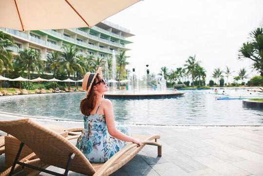 Độc đáo những bể bơi có tầm nhìn đẹp nhất Việt Nam - Ảnh 6.