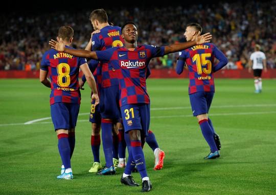 Atletico thua thảm, Barcelona lại thắng nhờ thần đồng 16 tuổi - Ảnh 8.