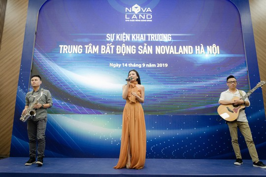 Novaland khai trương trung tâm bất động sản Novaland tại Hà Nội - Ảnh 3.