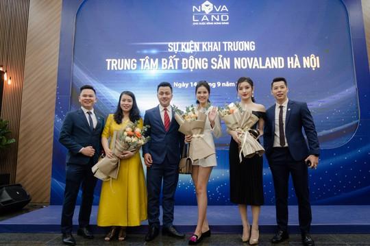 Novaland khai trương trung tâm bất động sản Novaland tại Hà Nội - Ảnh 4.