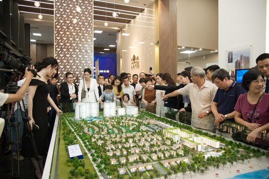 Novaland khai trương trung tâm bất động sản Novaland tại Hà Nội - Ảnh 5.