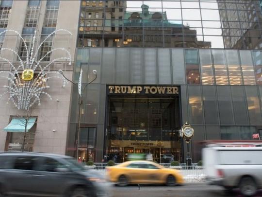 Khối bất động sản 122 triệu USD của Tổng thống Trump - Ảnh 1.