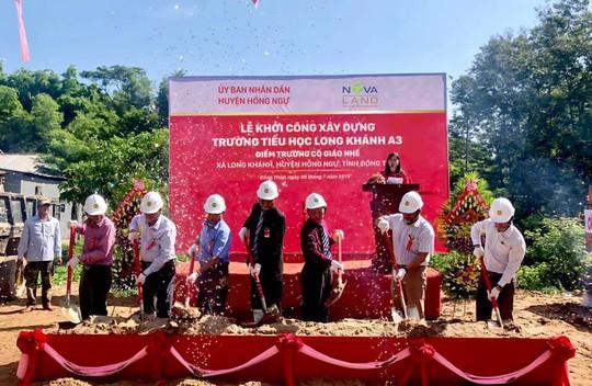 Tập đoàn Novaland – nỗ lực không ngừng vì một cộng đồng phát triển bền vững - Ảnh 2.