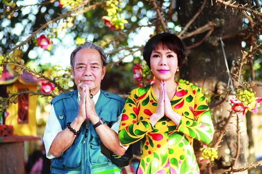 Nghệ sĩ Việt Hương: Ngày nào còn có nhau thì sống hết cho nhau - Ảnh 5.