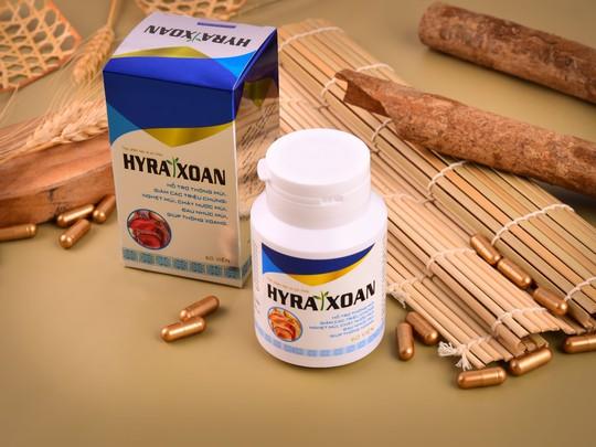 TPBVSK Hyra Xoan: Giải pháp từ thiên nhiên hỗ trợ điều trị viêm xoang dai dẳng - Ảnh 5.