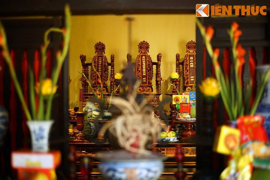 Bí mật giấu kín trong nhà cổ nổi tiếng nhất phố Hàng Đào - Ảnh 14.
