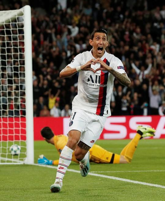Cố nhân Di Maria gieo sầu, Real Madrid thua tan tác tại Paris - Ảnh 4.