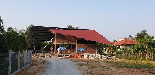 Ngôi nhà như cánh diều giữa vườn cây Đà Nẵng - Ảnh 2.