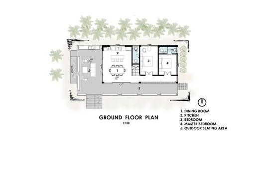 Ngôi nhà như cánh diều giữa vườn cây Đà Nẵng - Ảnh 11.