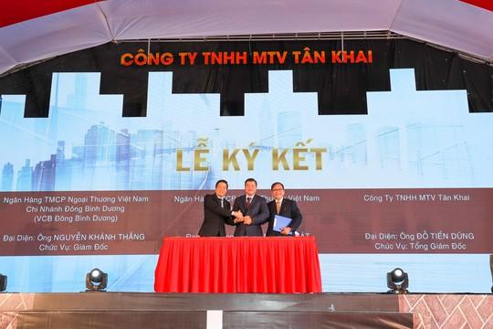 Xây Trung tâm thương mại Đại Nam và Trường học tại Khu dân cư Đại Nam - Bình Phước - Ảnh 5.