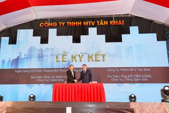 Xây Trung tâm thương mại Đại Nam và Trường học tại Khu dân cư Đại Nam - Bình Phước - Ảnh 4.