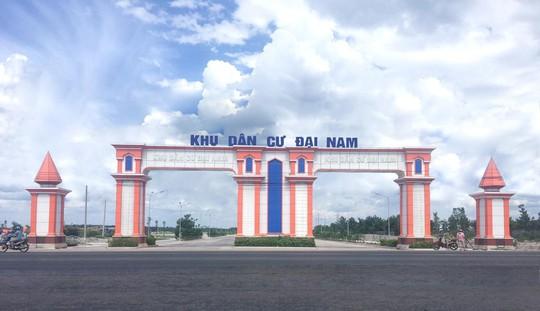 Xây Trung tâm thương mại Đại Nam và Trường học tại Khu dân cư Đại Nam - Bình Phước - Ảnh 2.