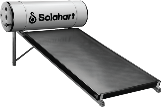 Máy nước nóng năng lượng mặt trời đầu tiên được sản xuất tại Việt Nam - Ảnh 1.