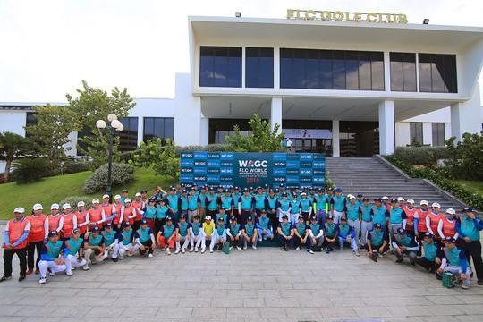 Khởi tranh vòng loại phía Nam giải FLC WAGC Vietnam 2019 - Ảnh 1.