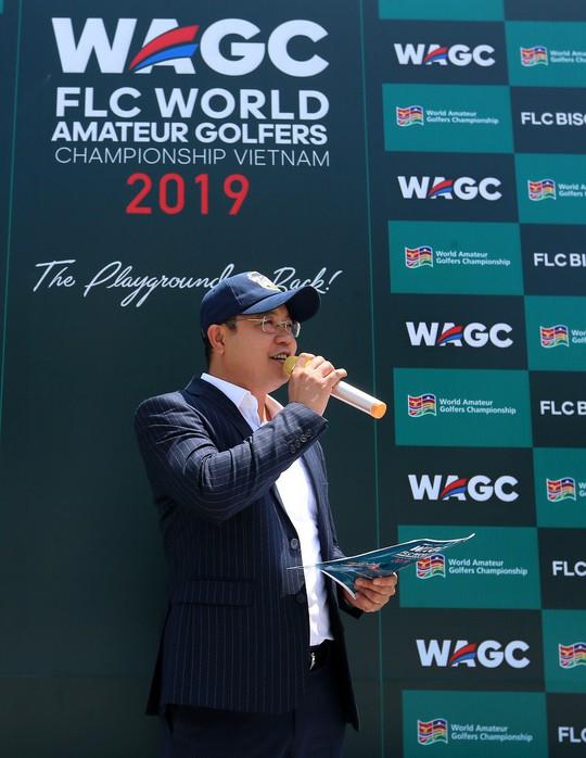 Khởi tranh vòng loại phía Nam giải FLC WAGC Vietnam 2019 - Ảnh 3.