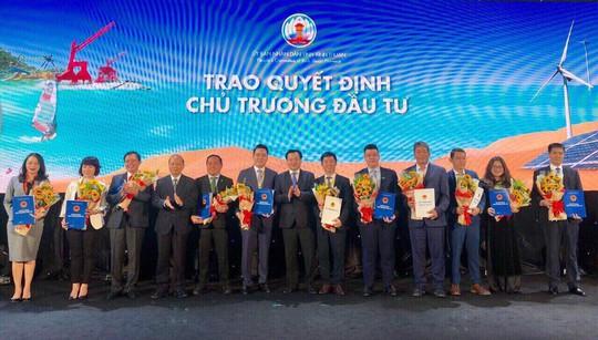 Hội nghị Xúc tiến đầu tư tỉnh Bình Thuận: Thu hút hàng trăm nghìn tỉ đồng - Ảnh 2.