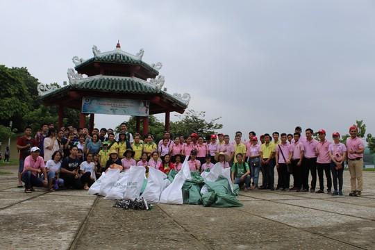 C.P. Việt Nam chung tay bảo vệ môi trường xanh, sạch - Ảnh 2.