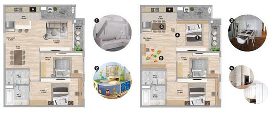 Nên ưu tiên không gian chung hay riêng khi chọn nhà? - Ảnh 2.