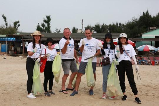 C.P. Việt Nam chung tay bảo vệ môi trường xanh, sạch - Ảnh 3.