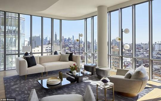 Bên trong căn hộ xa xỉ 36,5 triệu USD của người đồng sáng lập Uber - Ảnh 7.