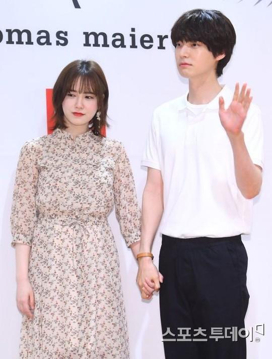 Chồng trẻ của nàng cỏ Goo Hye Sun đệ đơn kiện ly hôn - Ảnh 1.