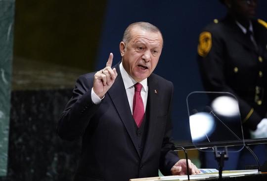 Thổ Nhĩ Kỳ tiếp tục chơi với Iran, bất chấp Mỹ đe doạ - Ảnh 1.